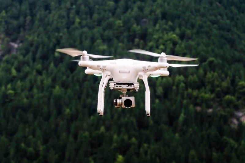 video marketing avec drone angers maine et loire